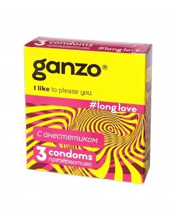 Ganzo Long Love №3