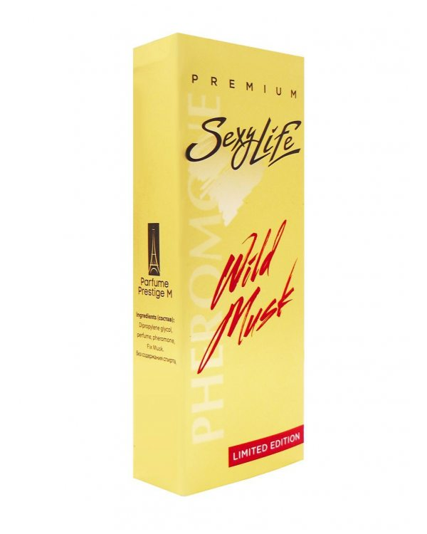 Духи женские серии Wild Musk №1 (Molecules)10 ml.