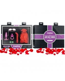 Набор Love Thrills Luxury Gift  Set LV1524