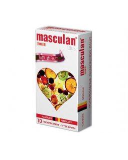 Masculan Classic,  №10 Тутти-Фрутти цена за 1 шт