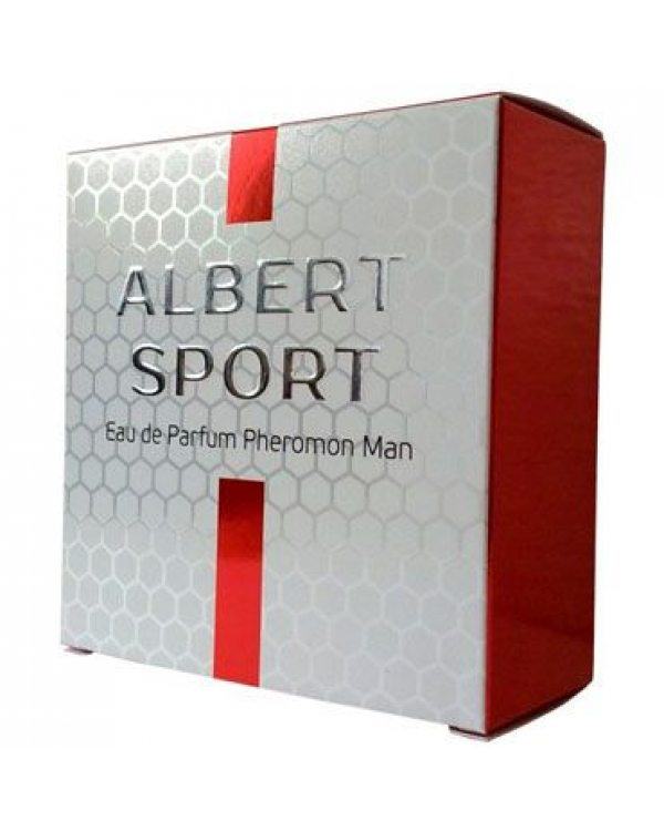 Духи с феромонами Natural Instinct Albert Sport для мужчин, 75 мл
