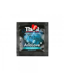 AnaLove MM7 пробник анальная силиконовая смазка