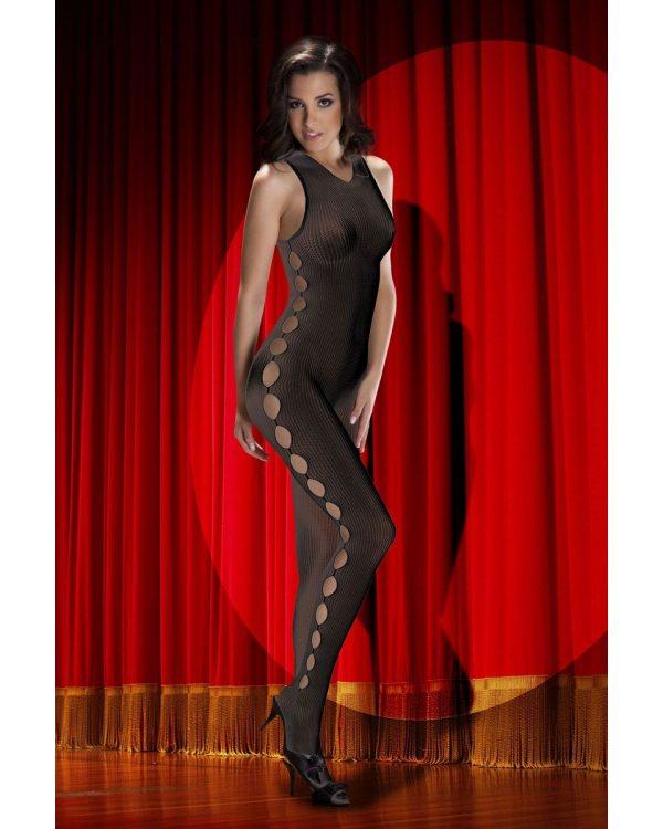 Passion Ellis bodysuit (сетка)