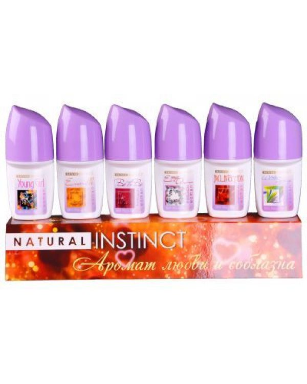 Антиперспирант Esmeralde Power Natural Instinct